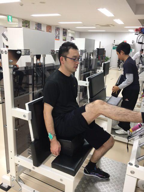 疲れた時こそ、トレーニングで身体を楽に(*^▽^*)
